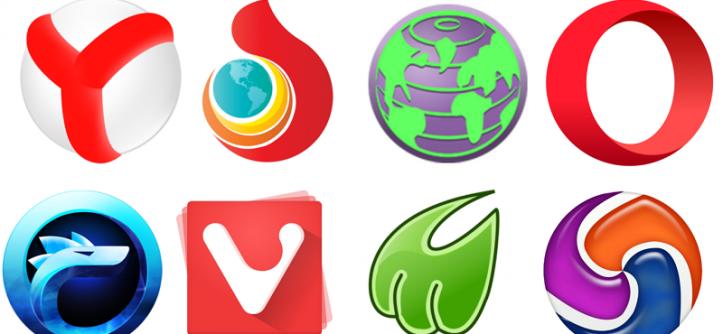 Nine-alternative-browsers