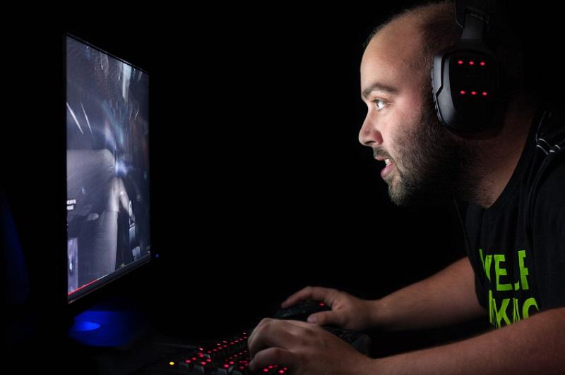 single video game