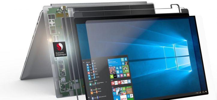 Qualcomm and Microsoft